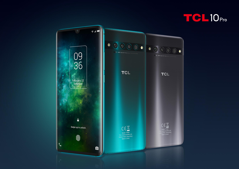 Pixelworks和TCL通讯扩展合作伙伴关系,为全新TCL 10 Pro、10L和10 5G智能手机带来卓越的显示性能