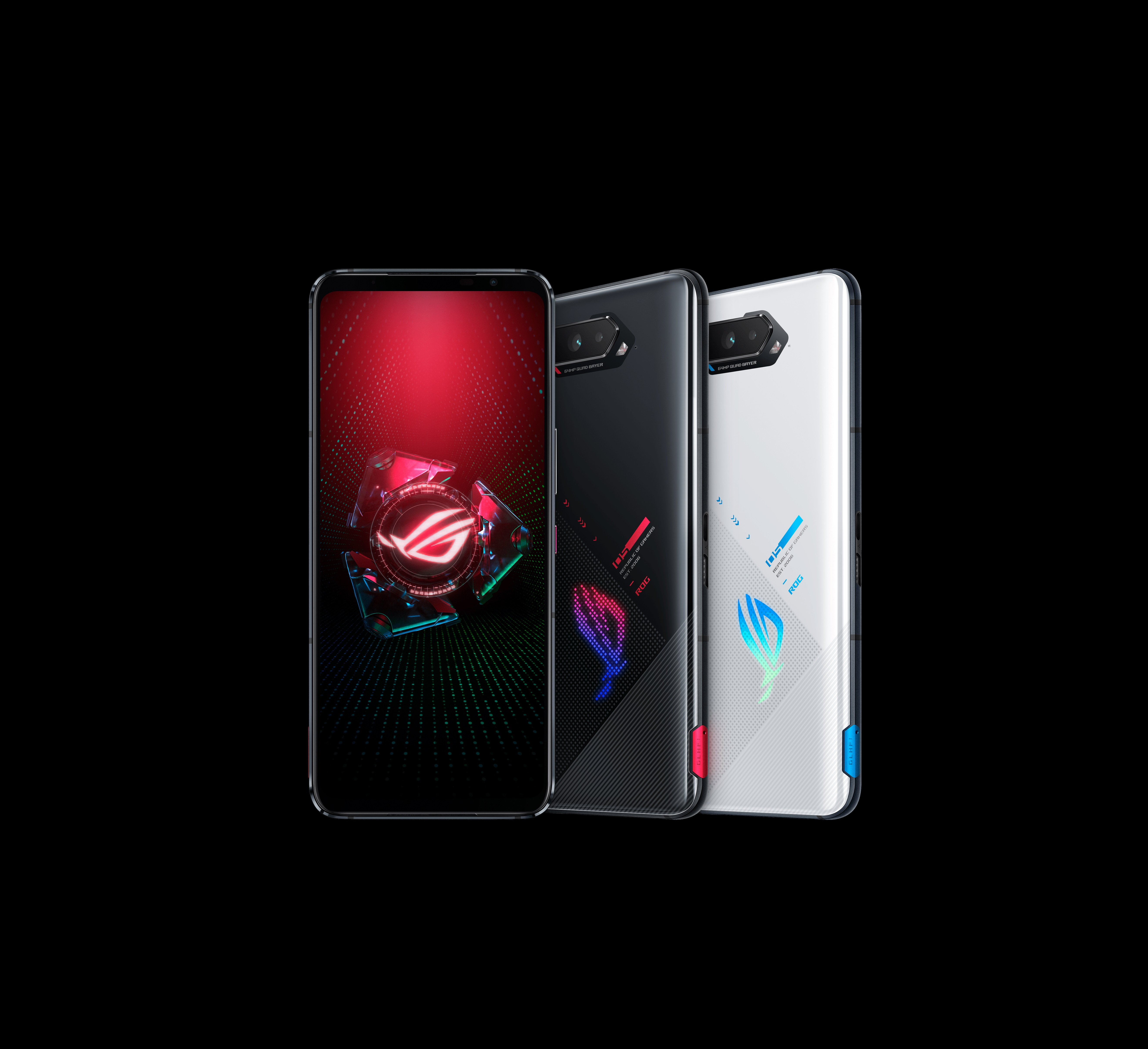 ASUS ROG Phone 5 Series Advances the State of Play with the Industry's First AI Powered Visual Processor from Pixelworks