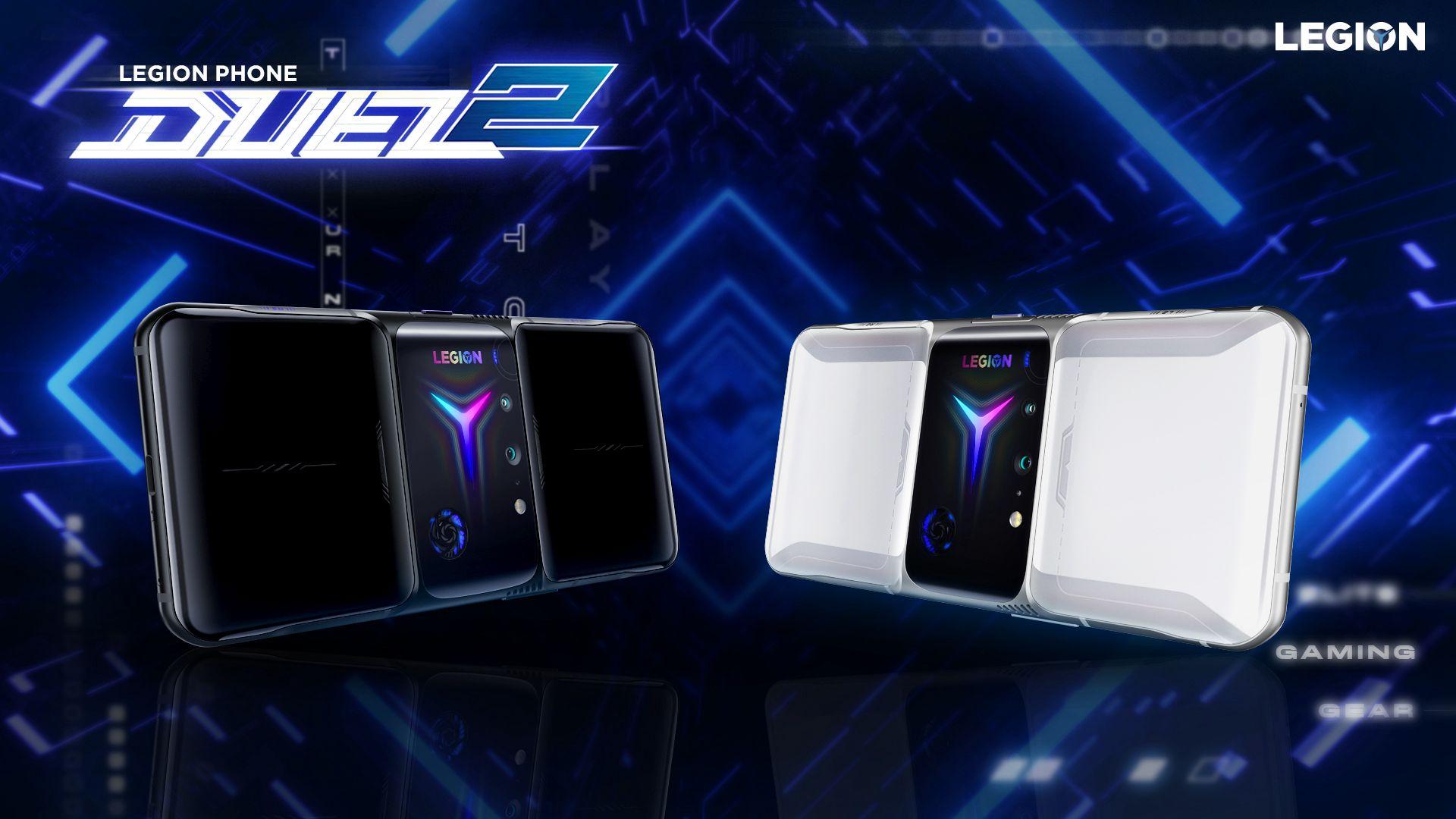 Pixelworks i6 Processor Powers New Lenovo™ Legion Phone Duel 2