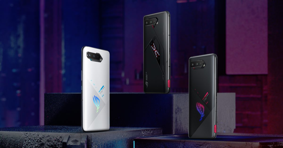 ASUS ROG Phone 5s Series Powered by Pixelworks Visual Processing Technology Built to Win with Fascinating Visual Quality